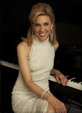 Melani Skybell - Dallas Jazz Singer - Jazz piano and vocal standards